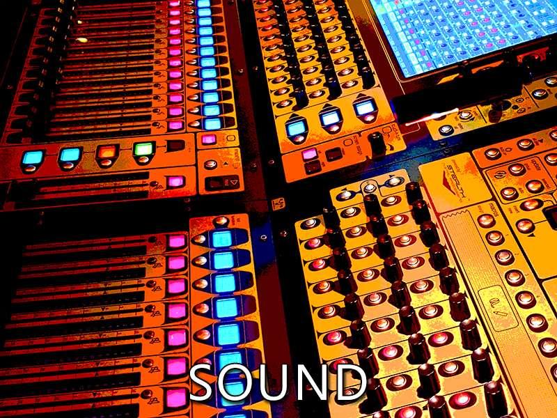 Sound / Digico SD8
